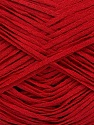 Fiber Content 100% Acrylic, Red, Brand ICE, Yarn Thickness 2 Fine  Sport, Baby, fnt2-39939