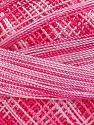 Fiber Content 100% Micro Fiber, Pink Shades, Light Pink, Brand ICE, Yarn Thickness 0 Lace  Fingering Crochet Thread, fnt2-40208