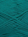Fiber Content 50% Cotton, 50% Bamboo, Brand ICE, Green, Yarn Thickness 2 Fine  Sport, Baby, fnt2-41445