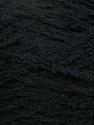 Fiber Content 100% Micro Fiber, Brand ICE, Black, Yarn Thickness 5 Bulky  Chunky, Craft, Rug, fnt2-41752