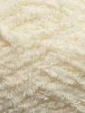 Fiber Content 100% Micro Fiber, Brand ICE, Cream, Yarn Thickness 5 Bulky  Chunky, Craft, Rug, fnt2-41760