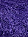 Fiber Content 100% Polyester, Lavender, Brand ICE, Yarn Thickness 6 SuperBulky  Bulky, Roving, fnt2-42073