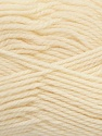 Fiber Content 100% Virgin Wool, Brand Ice Yarns, Cream, Yarn Thickness 3 Light DK, Light, Worsted, fnt2-42302