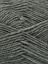 Fiber Content 100% Virgin Wool, Brand Ice Yarns, Grey, Yarn Thickness 3 Light DK, Light, Worsted, fnt2-42305