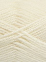 Fiber Content 50% Acrylic, 30% Wool, 20% Polyamide, Off White, Brand ICE, Yarn Thickness 2 Fine  Sport, Baby, fnt2-42415