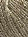 Fiber Content 50% Polyamide, 50% Acrylic, Brand ICE, Beige, Yarn Thickness 4 Medium  Worsted, Afghan, Aran, fnt2-42743