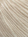 Fiber Content 50% Polyamide, 50% Acrylic, Brand ICE, Cream, Yarn Thickness 4 Medium  Worsted, Afghan, Aran, fnt2-42744