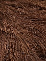 Fiber Content 100% Polyester, Brand ICE, Brown, Yarn Thickness 6 SuperBulky  Bulky, Roving, fnt2-42808