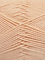 Fiber Content 50% Bamboo, 50% Viscose, Light Salmon, Brand ICE, Yarn Thickness 2 Fine  Sport, Baby, fnt2-43034