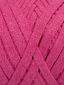 Fiber Content 100% Recycled Cotton, Pink, Brand Ice Yarns, Yarn Thickness 6 SuperBulky  Bulky, Roving, fnt2-44910