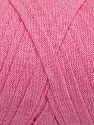 Fiber Content 100% Recycled Cotton, Light Pink, Brand Ice Yarns, Yarn Thickness 6 SuperBulky  Bulky, Roving, fnt2-44911