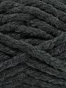 Fiber Content 55% Acrylic, 45% Wool, Brand ICE, Dark Grey, Yarn Thickness 6 SuperBulky  Bulky, Roving, fnt2-45121