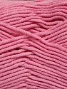 Fiber Content 55% Cotton, 45% Acrylic, Light Pink, Brand ICE, Yarn Thickness 4 Medium  Worsted, Afghan, Aran, fnt2-45156