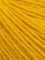 Fiber Content 40% Merino Wool, 40% Acrylic, 20% Polyamide, Yellow, Brand ICE, Yarn Thickness 3 Light  DK, Light, Worsted, fnt2-45814