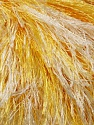 Fiber Content 100% Polyester, Yellow, White, Brand Ice Yarns, Yarn Thickness 5 Bulky Chunky, Craft, Rug, fnt2-46088
