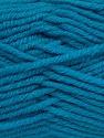 Fiber Content 50% Acrylic, 25% Alpaca, 25% Wool, Turquoise, Brand ICE, Yarn Thickness 5 Bulky  Chunky, Craft, Rug, fnt2-47145