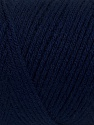 Items made with this yarn are machine washable & dryable. Fiber Content 100% Dralon Acrylic, Navy, Brand ICE, Yarn Thickness 4 Medium  Worsted, Afghan, Aran, fnt2-47184