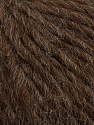 Fiber Content 50% Merino Wool, 25% Alpaca, 25% Acrylic, Brand ICE, Brown, Yarn Thickness 5 Bulky  Chunky, Craft, Rug, fnt2-48698