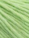 Fiber Content 50% Merino Wool, 25% Alpaca, 25% Acrylic, Light Green, Brand ICE, Yarn Thickness 5 Bulky  Chunky, Craft, Rug, fnt2-48706