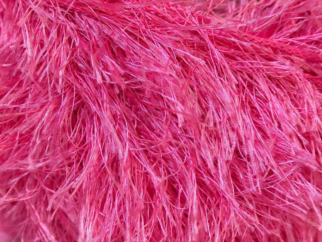 Eyelash Candy Pink At Yarn Paradise