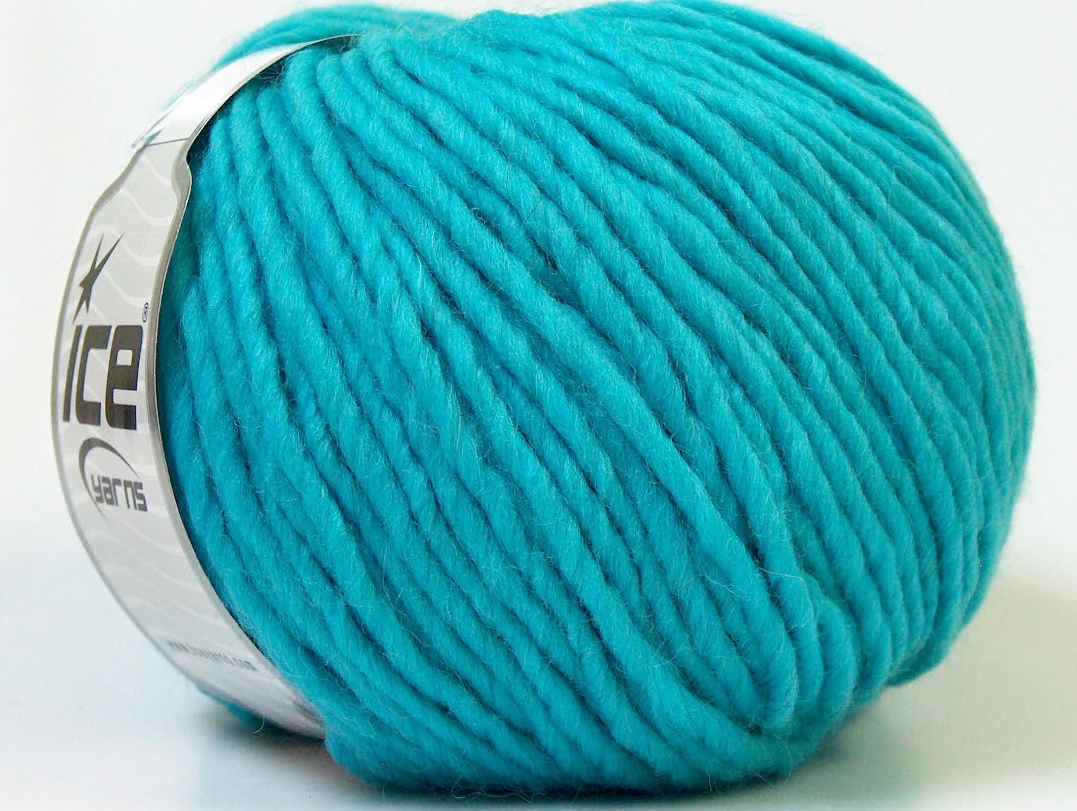 Filzy Wool Turquoise At Yarn Paradise