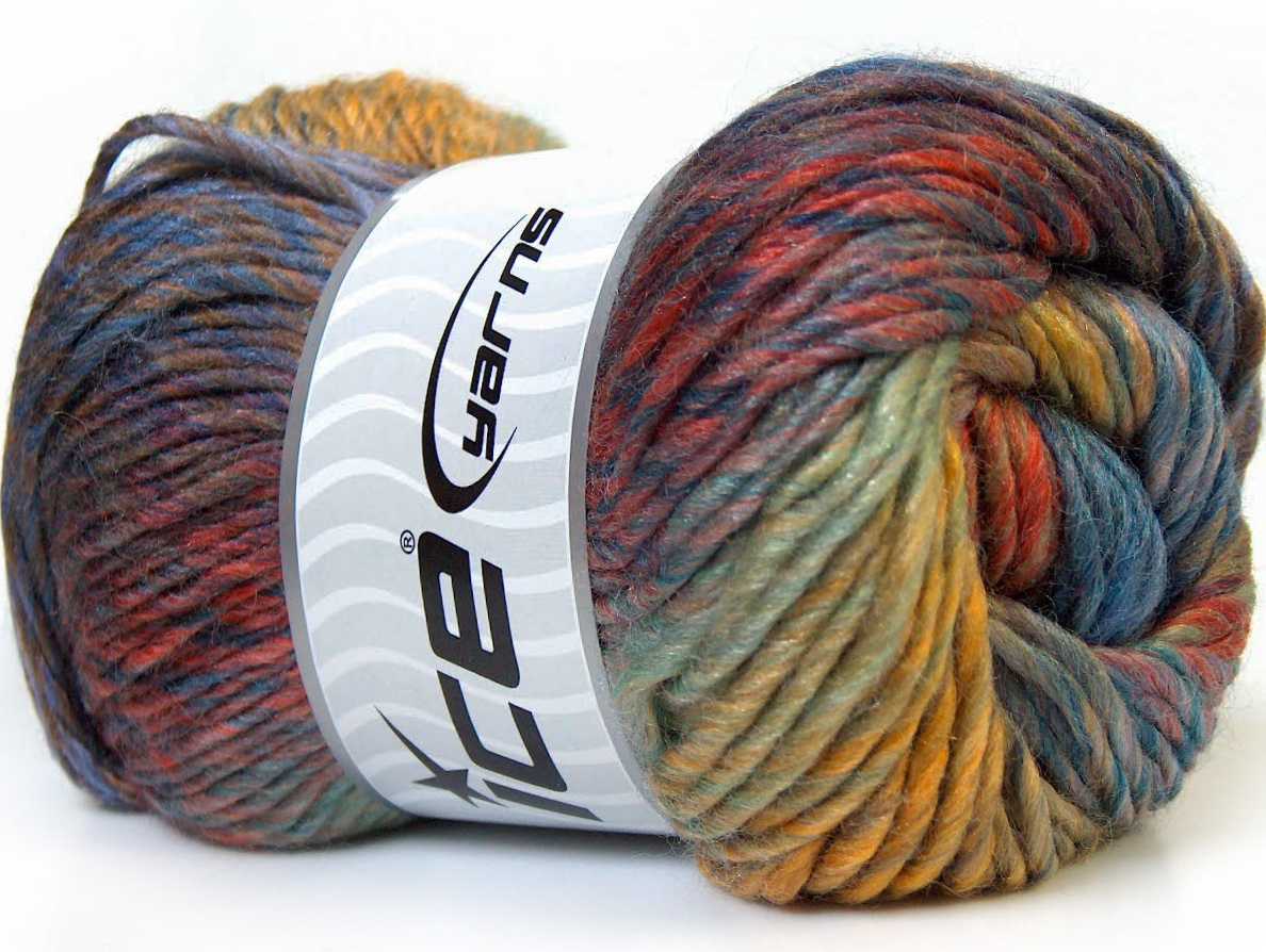 Donna Yellow Copper Camel Blue At Ice Yarns Online Yarn Store