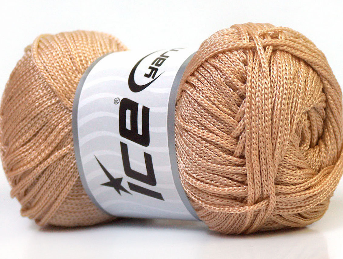 macrame with yarn macrame cord light brown basic plain yarns yarn paradise 587