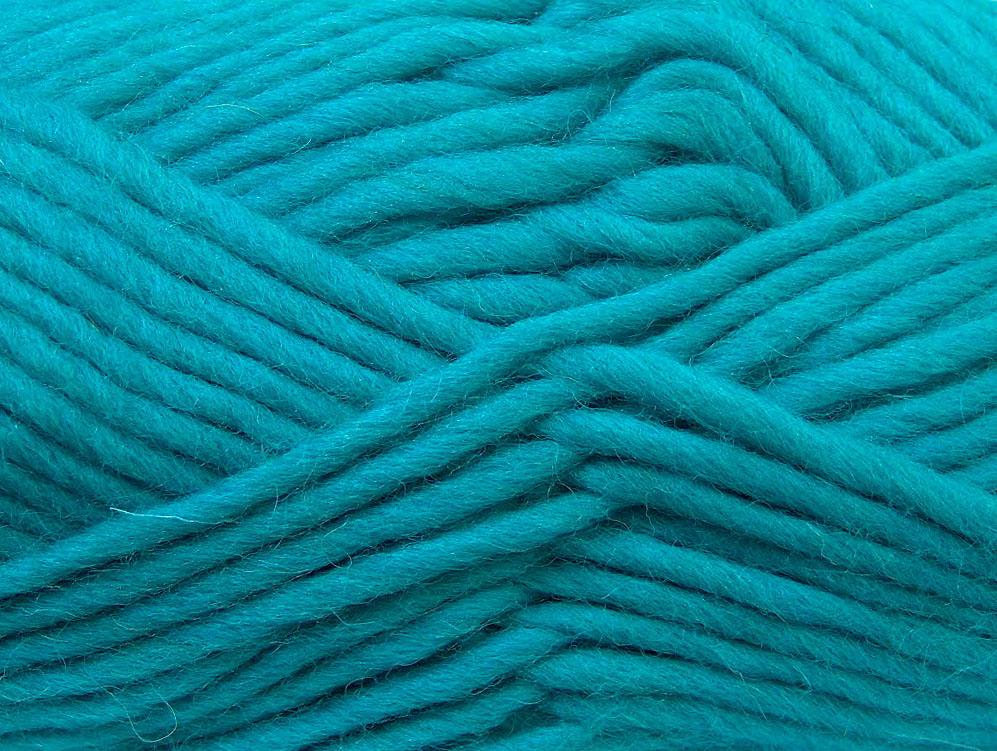 Felt Virgin Wool Aqua At Yarn Paradise