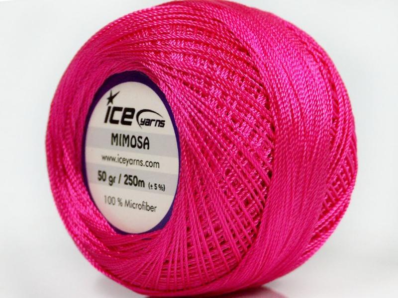 Ice 39149-50 gr 273 yds Light Lilac Mimosa Size 10 Microfiber Crochet Thread